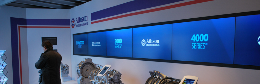 Allison Transmission alla IAA 2014
