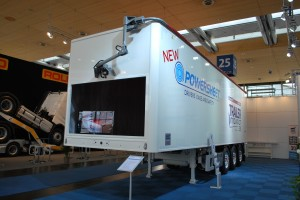 Powersheet Knapen trailer
