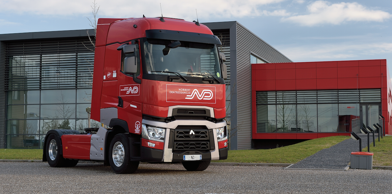 Norbert Dentressangle in Italia con Renault Trucks