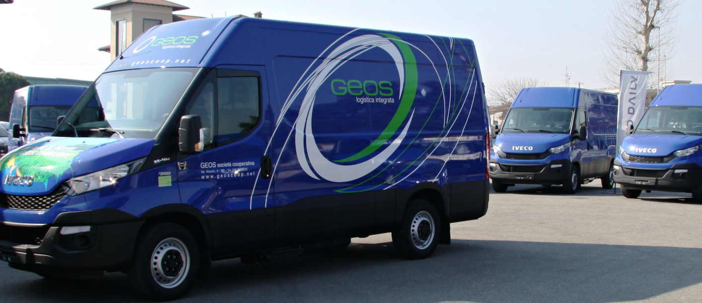 Iveco Daily a gas