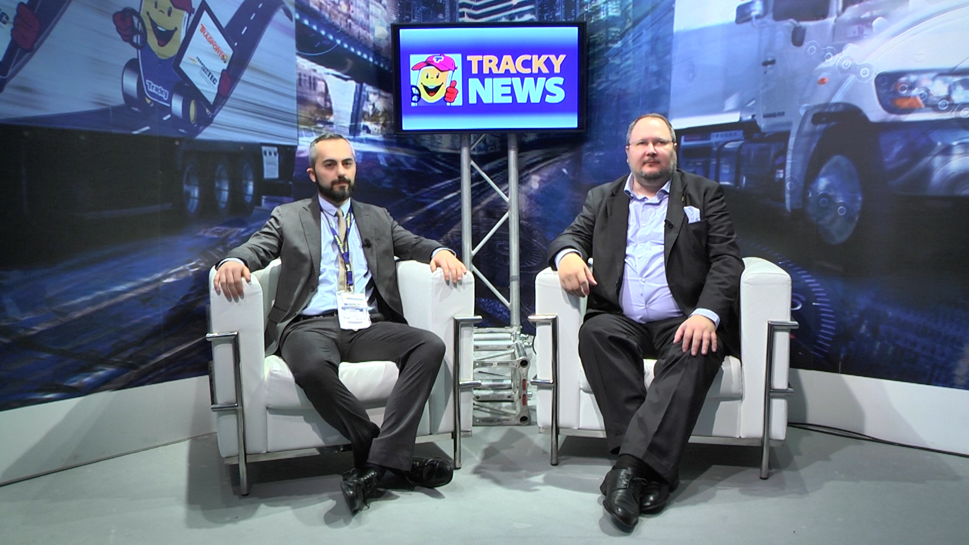 Scania YETD e Gabriele Insardà Goodyear in TrackyNews 31-2015