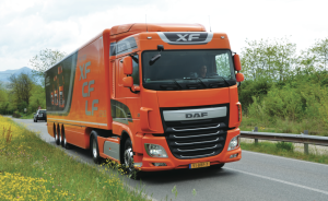 DAF XF 460 Test