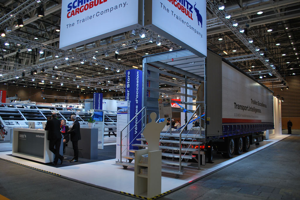 La Schmitz barrisce al Solutrans