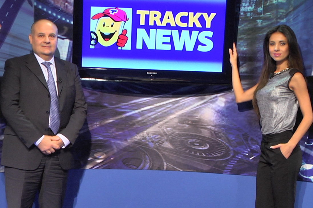 Iveco Daily e Allison Transmission in TrackyNews 61