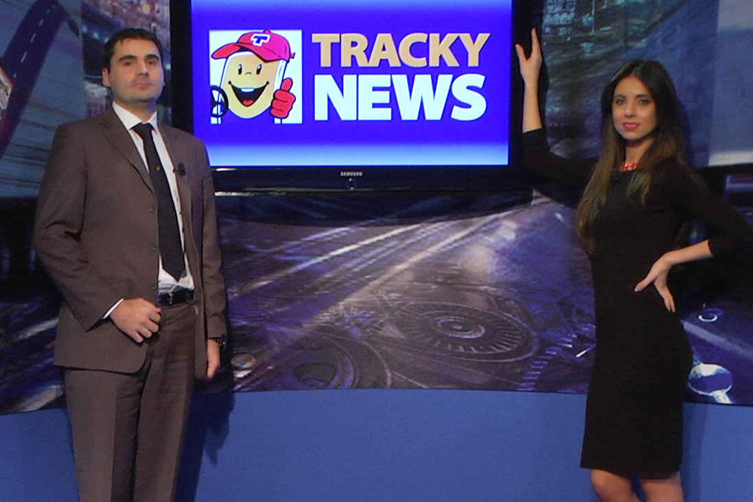 Michelin e Multitrax in TrackyNews 70