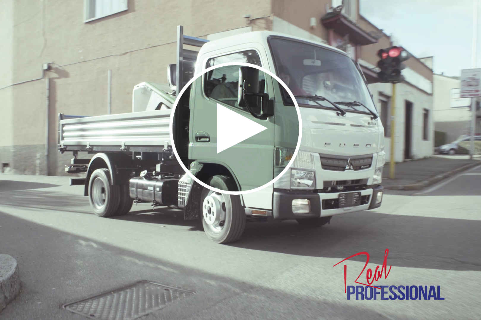 Fuso Canter Real Professional