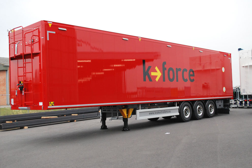 Kraker e Multitrax per K-Force