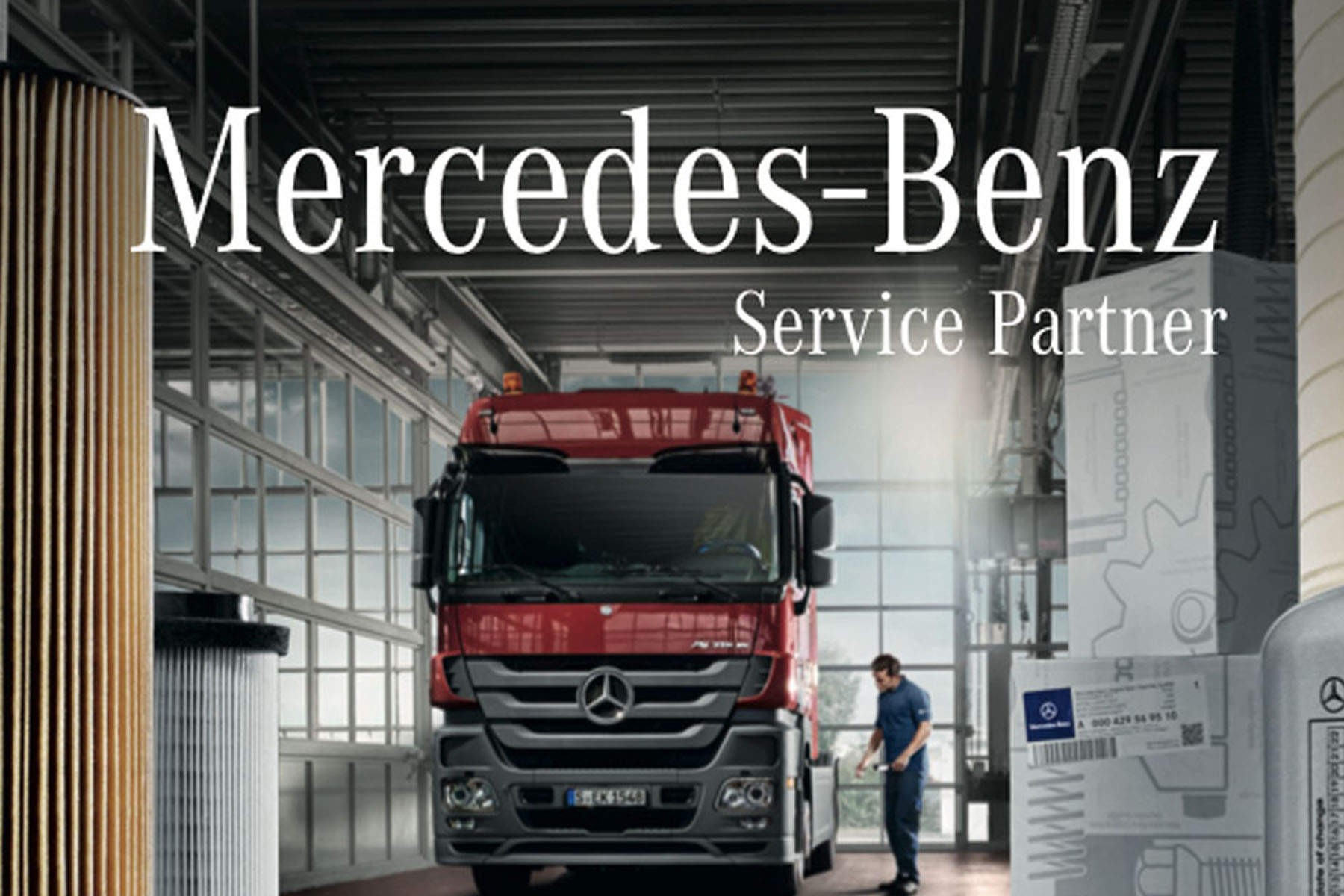 Service Partner Mercedes-Benz Trucks