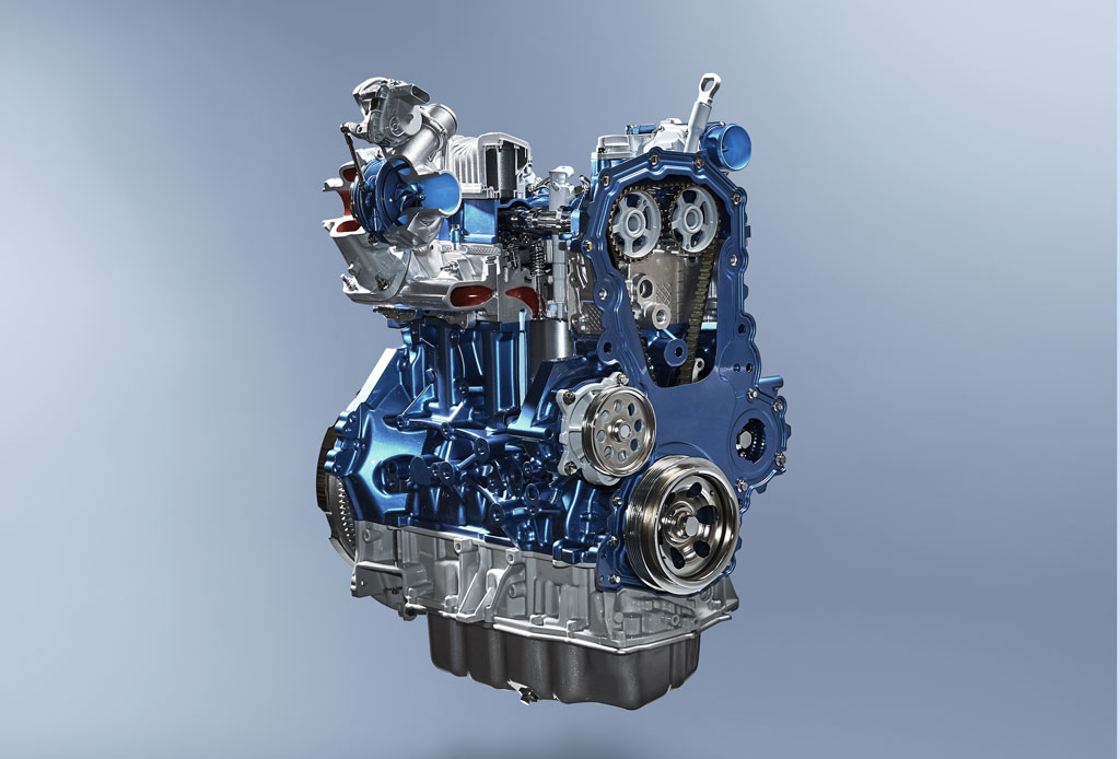 Ford EcoBlue: performance ed efficienza