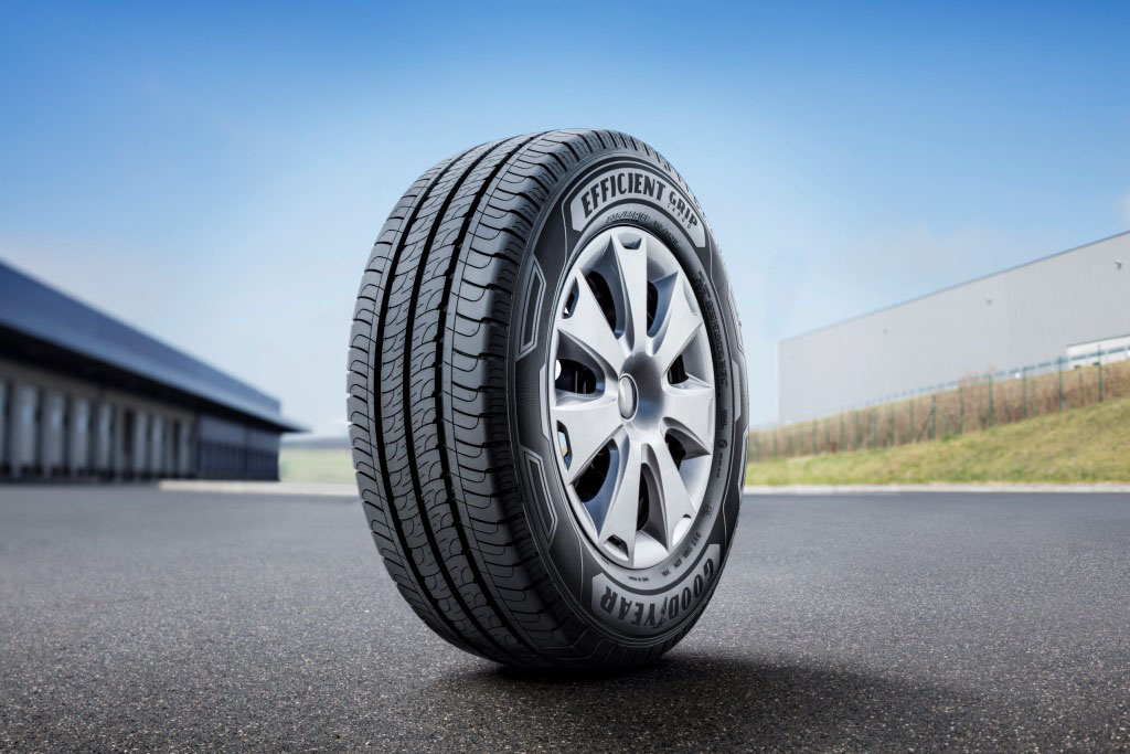 Goodyear EfficientGrip Cargo per i leggeri