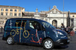 Nissan e-NV200 WORKSPACe. Arriva l'ufficio mobile