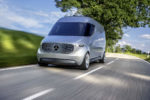 Mercedes Benz vans al Transpotec