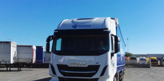 Iveco Stralis Natural Power AS440S40 T/P NP