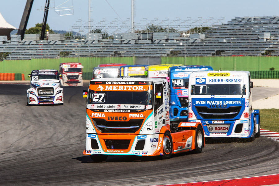 IVECO a Misano