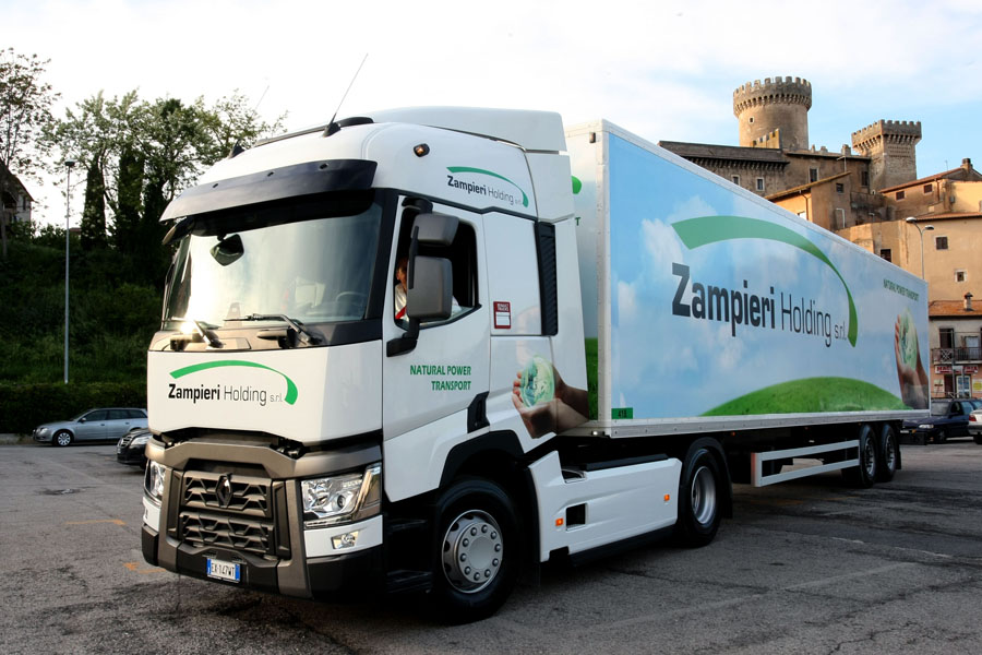 Cargo Services Srl conclude l'Emission Free Project