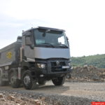 Renault Trucks K: un instancabile collega