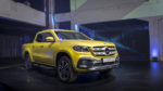 Mercedes Classe X: il Pick Up!