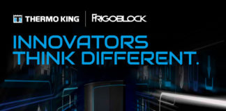 Thermo King and Frigoblock at Solutrans 2017