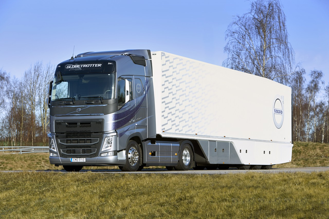 Volvo FH460 – Test