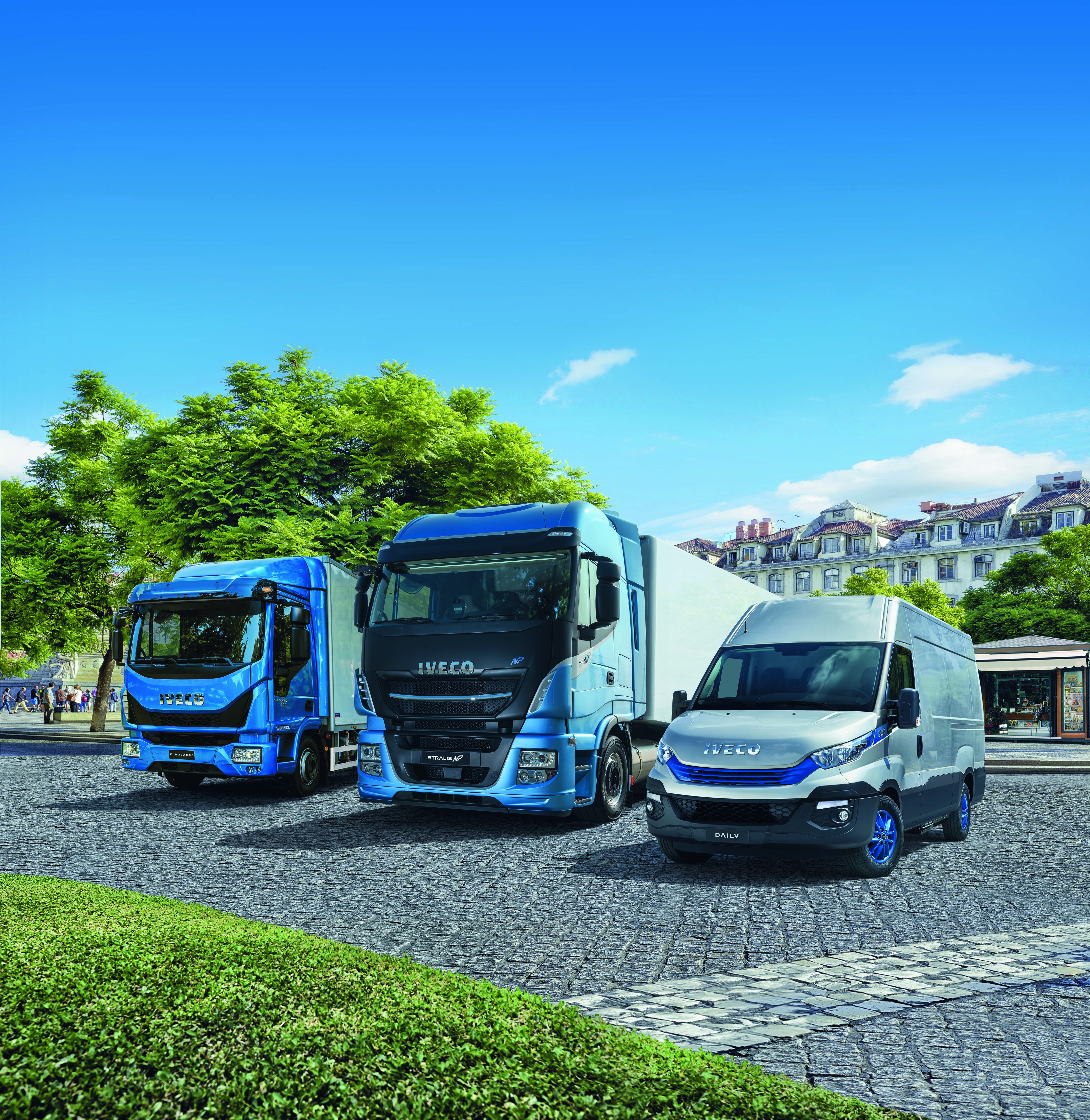 IVECO a Biogas Italy 2018