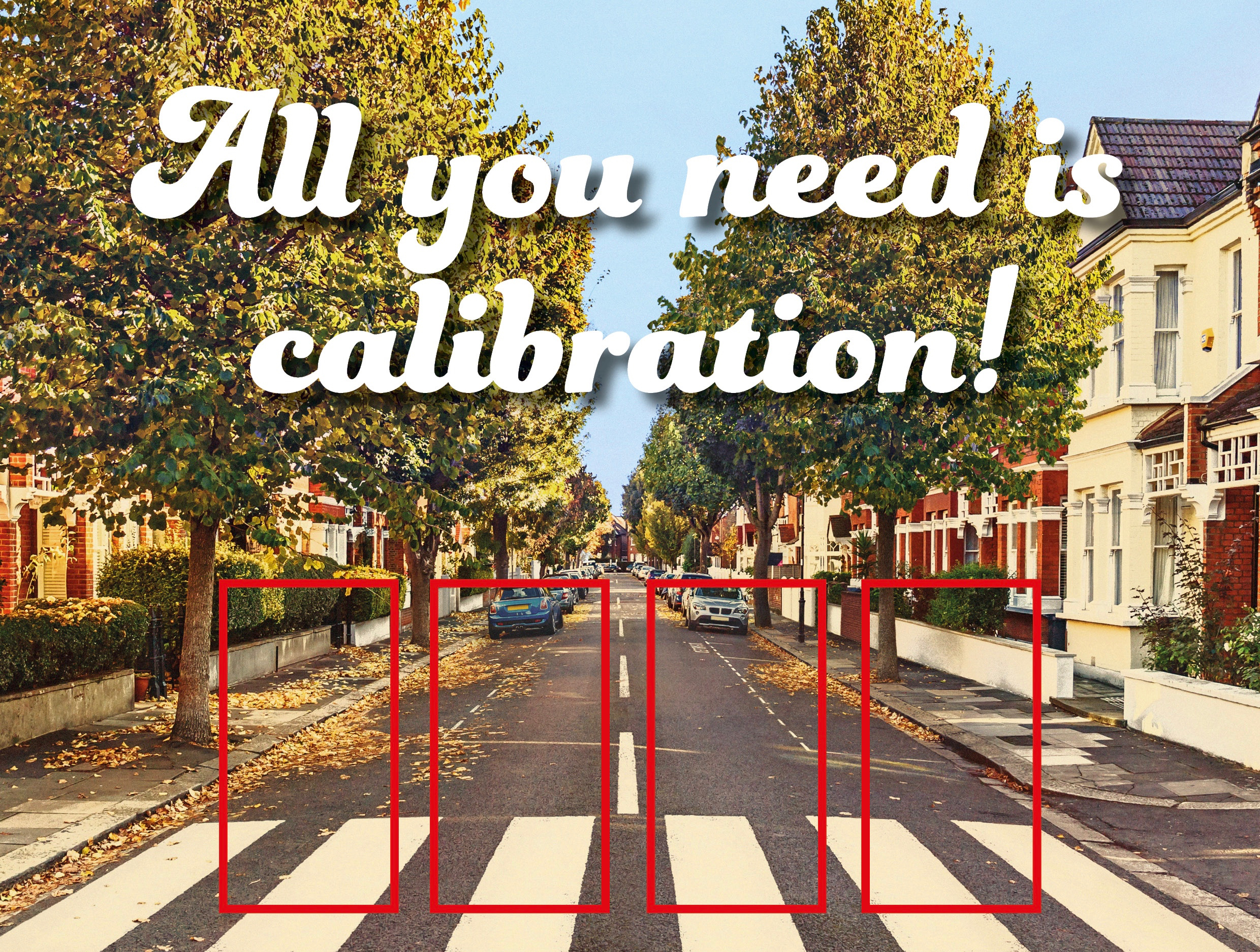 All you need is calibration by TEXA