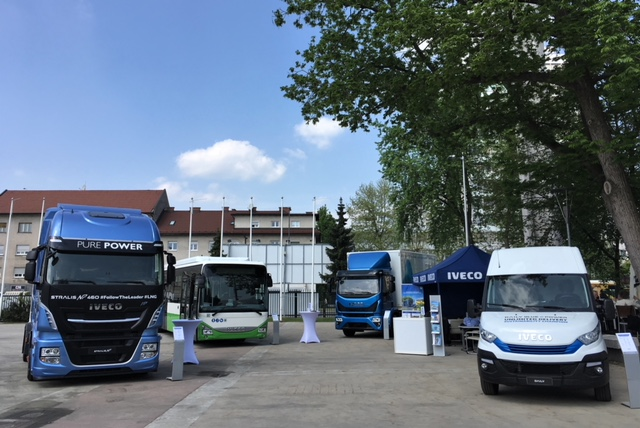IVECO Natural Power Range_TEN-T Days 2018