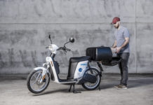 Scooter Cooltra Cargo
