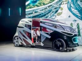 Mercedes-Benz Vision URBANETIC People-Mover-Modul // Mercedes-Benz Vision URBANETIC people-mover module