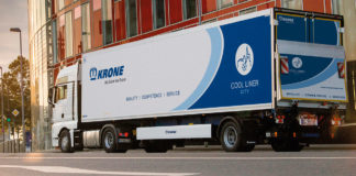 krone-real trailer
