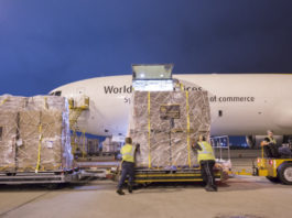 UPS Freight Forwarding service