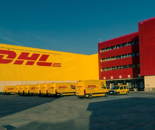 dhl express-hub-madrid