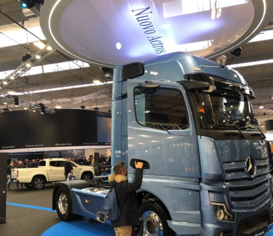 nuovo Actros